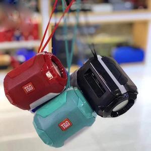 Image 4 - Przenośny głośnik Bluetooth LED minigłośnik bezprzewodowy na Bluetooth Stereo Super subwoofer zewnętrzny bas muzyczny bas AUX TF FM
