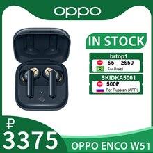 OPPO Enco W51/ W31 TWS Earphone Bluetooth 5.0 Wireless Earphones For Reno 4 SE Pro 3 Find X3 Pro RENO 6 Pro