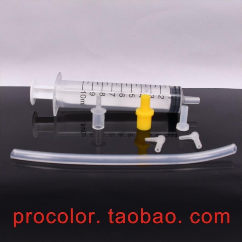 Печатающая головка для технического обслуживания и ремонта чистящая жидкость наборы пигментных сублимационных чернил очиститель инструмент для Canon hp EPSON brother печатающая головка - Цвет: for brother tool