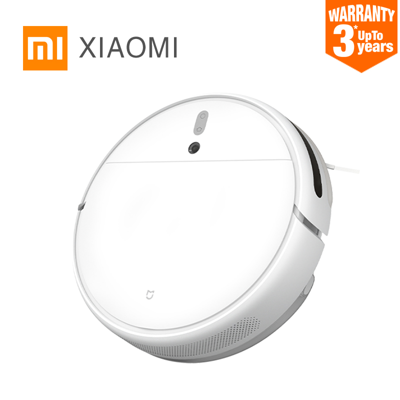 XIAOMI MIJIA Mi Robot Vacuum Cleaner 1C for Home Auto Sweeping Mopping Dust Sterilize 2500PA cyclone Suction Smart Planned WIFI