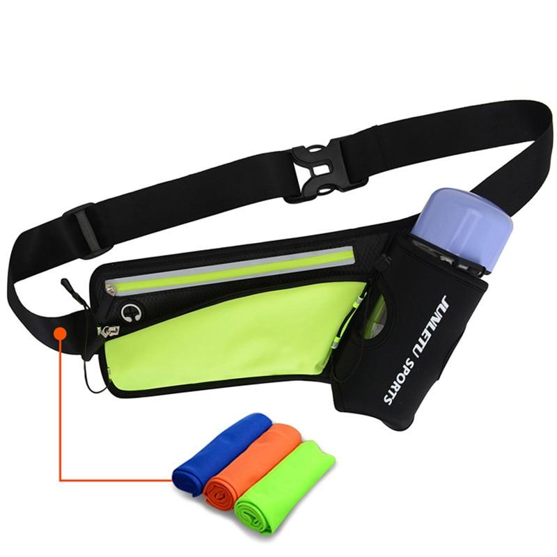 Running Sports Kettle Purse Glass 6-Inch Large Mobile Phone Bag Yoga Marathon Running Exercise Men And Women Multi-functional
