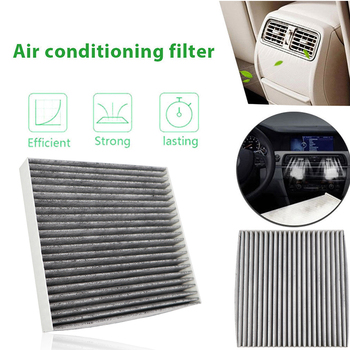 Car Pollen Cabin Air Filter 87139-YZZ08 87139-30070 87139-07010 For Toyota Auris Avensis Camry Corolla Hilux RAV4 Prius Yaris image