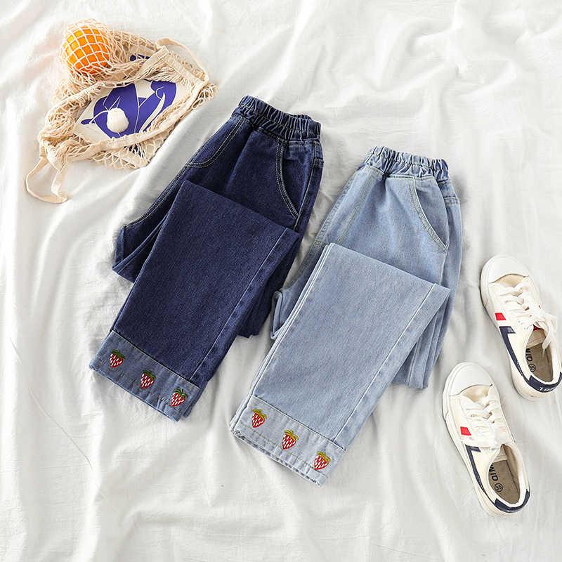 Para Mi Deudor Pesadilla Jeans Coreanos Para Mujer Rogernelson Net