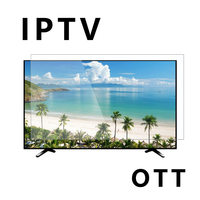 Alltfans xxx IP Bildschirm tv protector m3u dutch deutsch Liunx Enigma2 smart TV Android TV arabisch 4K 1080P UHD 55 zoll OTT Plus