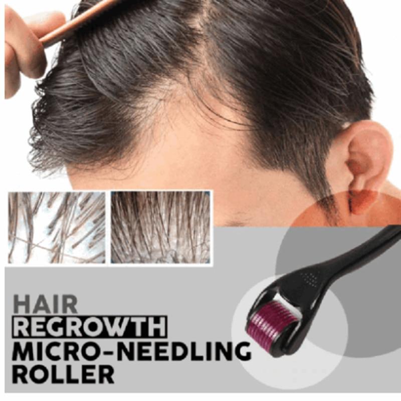 Dropship DRS 540 Derma Roller 0.2/0.25/0.3mm Needles Titanium Mezoroller Dr Pen Machine For Skin Care Hair-loss Treatment Pen