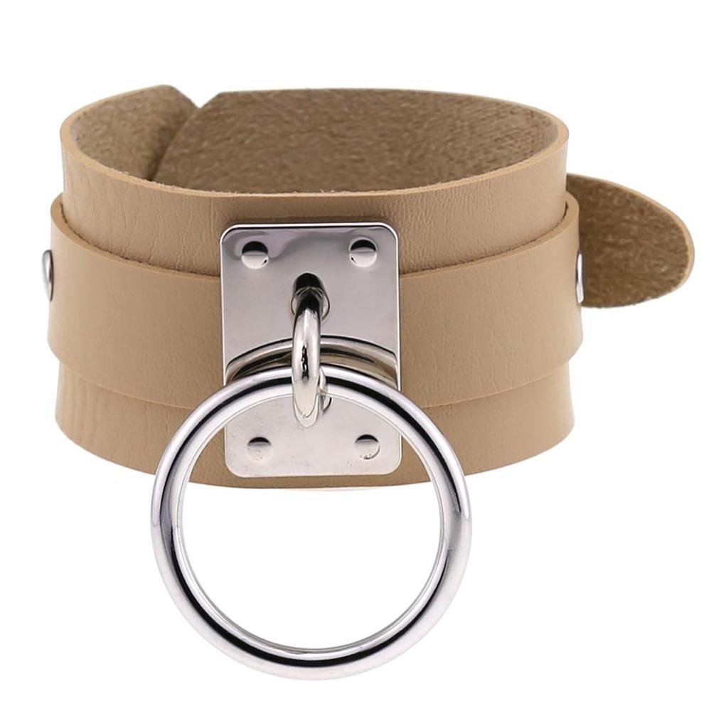 Silver Nude Bracelet