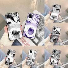 Anime girl cartoon japan Phone Case For iphone 5s 6 7 8 11 12 plus xsmax xr pro mini se Cover Fundas Coque