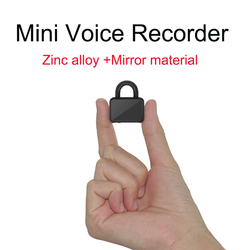Voice Activated Recording Mini Digital Recording Device Professional Long time Voice Recorder Key Chain For Meeting Class