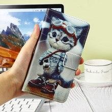 Para asus zenfone max pro m2 zb630kl zb631kl lite l1 za551kl viver l1 g552kl ir edição pintado flip capa slot caso de telefone
