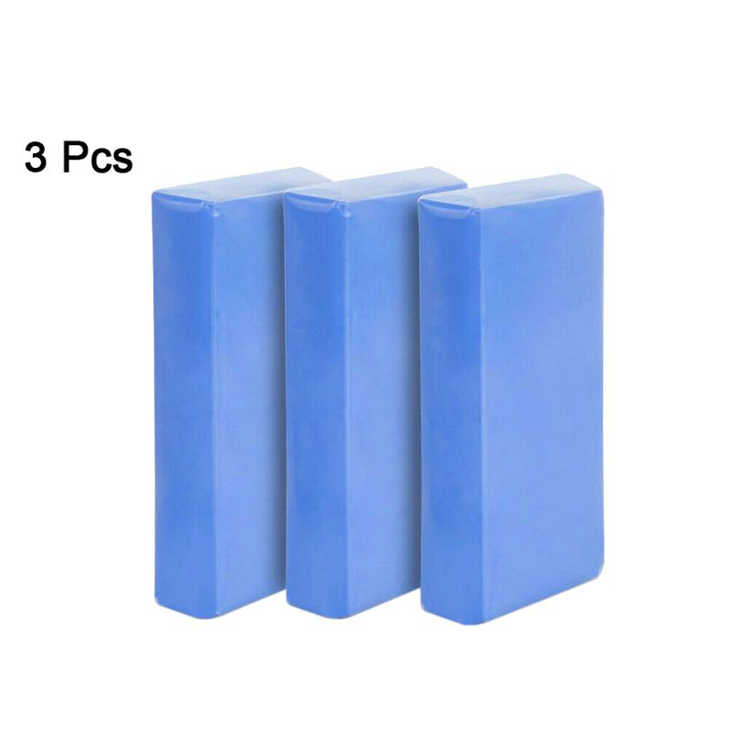 Hot 1/2/3Pcs 100g Car Clay Bar Auto Detailing Magic Clay Bar Cleaner Make Car Clean