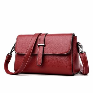 Image 2 - 2019 Women Leather Handbags High Quality Sac A Main Crossbody Bags For Women Leather Messenger Bags Vintage Leather Flap Bag New