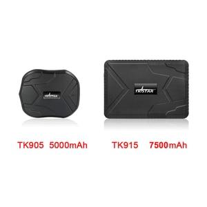 Image 5 - TK905 TK915 TKSTAR نظام تحديد المواقع المقتفي 3G 2G WCDMA GSM LBS موقع السيارة المغناطيس في الوقت الحقيقي تتبع وقت الانتظار الطويل البرمجيات الحرة