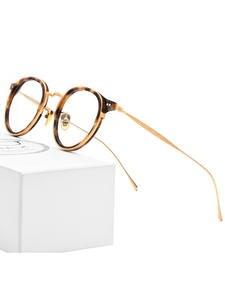 FONEX Prescription Eyeglasses Spectacles-Eyewear Optical-Glasses-Frame Acetate Myopia