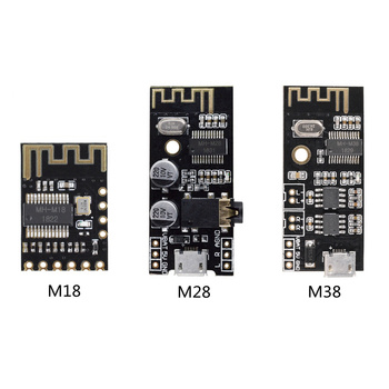 MH-MX8 Wireless Bluetooth MP3 Audio Receiver board Module BLT 4.2 mp3 Lossless Decoder DIY Kit High Fidelity HIFI M28 M38 image