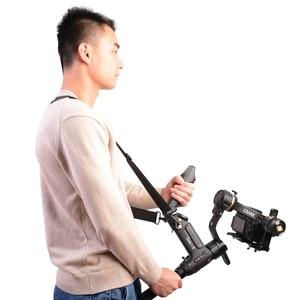 Image 5 - DF digitalfoto מוצרים אביזרי כתף מתכוונן רצועת תואם עם ZHIYUN מנוף 3S Gimbal