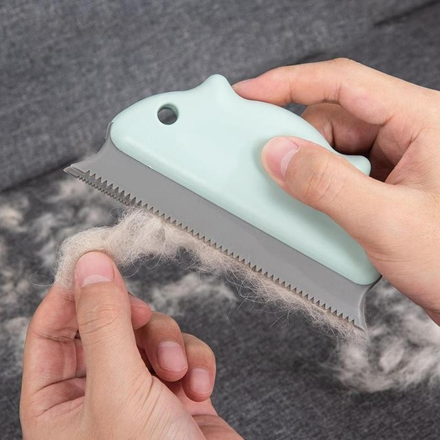 Multifunctional Pet Hair Remover Brush Dust Removal  1