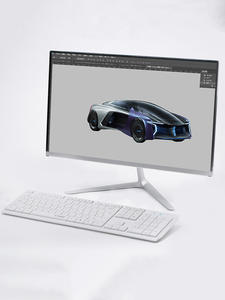 Lcd-Screen Desktop Pc Computer-Intel Windows-10 All-In-One I3 Wifi with Keyboard-Mouse
