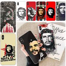 BaweiTE Che Guevara TPU Soft Phone Case Cover For iphone 6 6s plus 7 8 plus X XS XR XS MAX 11 11 pro 11 Pro Max Cover(China)