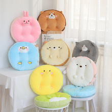 2019 New Cartoon Cute Japanese Anime Soft Pillow penguin Shiba Inu Plush Cushion Sofa Toy Doll Christmas gifts