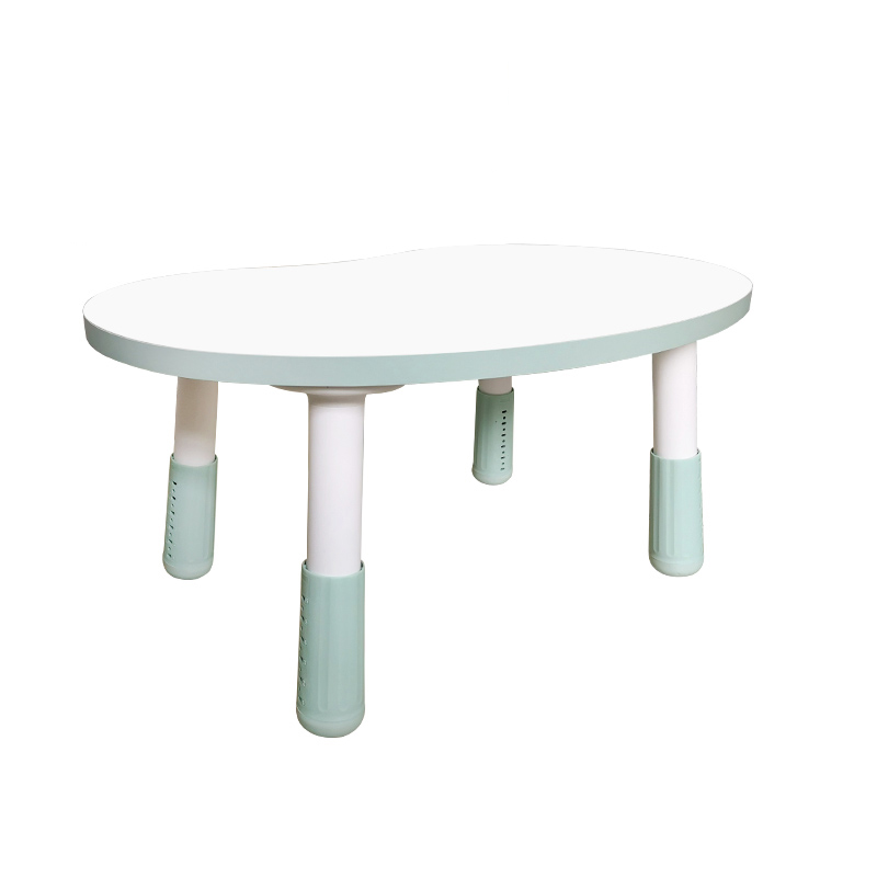 2019 Children's Table Household Lift Table Stable And Durable Peanut Table Safety Surface Prevents Bumping Kid Table