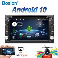 2 din android 10.0 car dvd for nissan qashqai x trail almera juke universal car multimedia player gps navigation