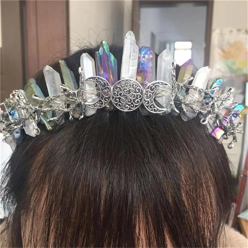 Crystal Crown or Crystal Headband Wholesale Crystal Suppliers China