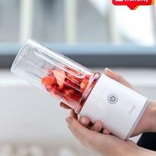 Blender Electric Food-Processor Fruit-Cup Mixer Portable Kitchen-Juicer Juicing Cut-Off-Power