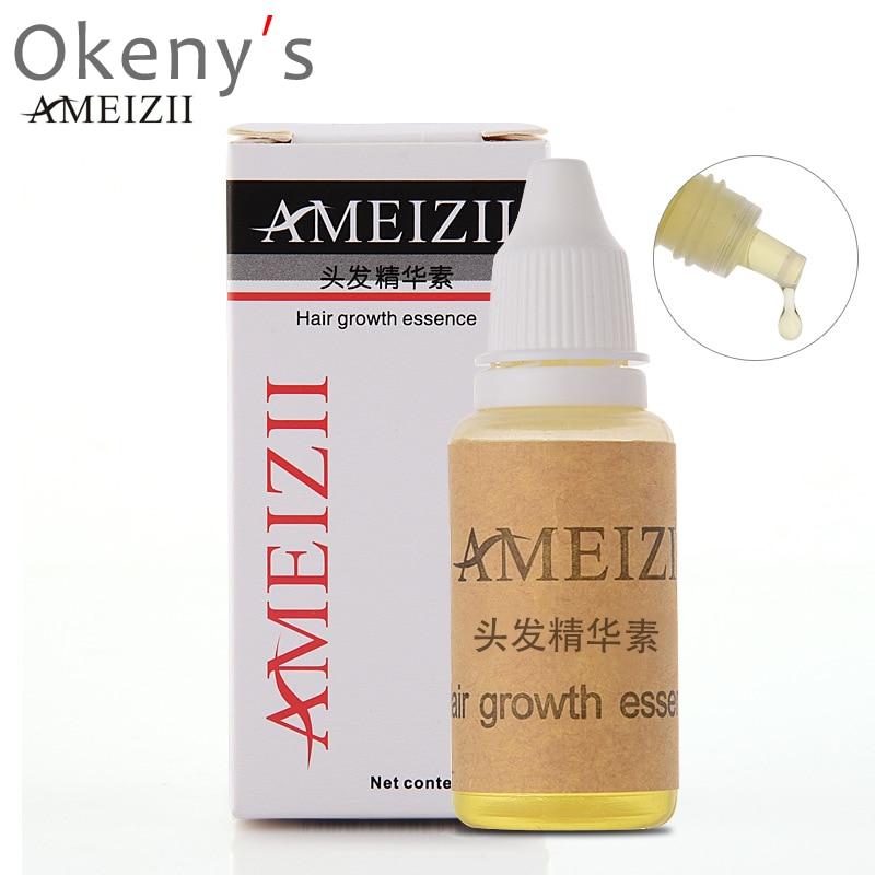 AMEIZII Ginger Hair Growth Anti Hair Loss Liquid 20ml Dense Hair Fast Sunburst Andrea Hair Growth Grow Alopecia