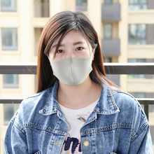 Cover Mouth-Face-Mask Sponge Face-Shield Anti-Pollution Korean-Version Women 1PC Dustproof