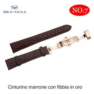 20 мм часы с Чайкой мужские часы женские мужские часы браслет оригинальный ремешок