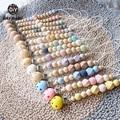 1 шт. деревянные кленовые бусины, шестиугольные бусины для вязания крючком, Детские клипсы для прорезывателя соски, деревянные поделки, игру...