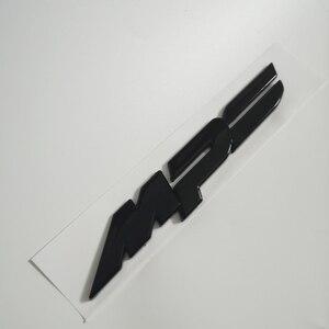 Image 4 - Glanz Schwarz Emblem MPS Stamm Aufkleber Für Mazda 3 6 ATANZE Axela 2,0 S 2,5 S MX 5 CX 5 CX 8 CX 9 RX 8 Mazdaspeed Mazda Aufkleber ABS
