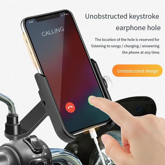 Купить универсальный велосипед мобильный телефон держатель алюминиевый картинки цена