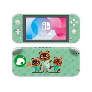 Image 3 - Pegatinas protectoras de Animal Crossing para Nintendo Switch, pegatinas protectoras de vinilo para consola Nintendo Switch Lite NS