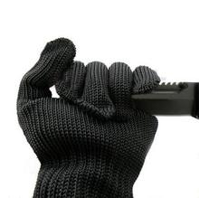 Multi Function Cut-Resistant Gloves Stab Resistant Stainless Steel Wire Metal Mesh Kitchen Butcher Cut-Resistant Gloves