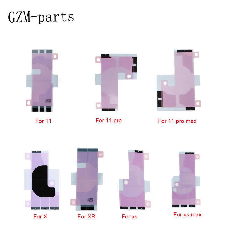 Gzm-Onderdelen Batterij Sticker Voor Iphone Xr Xs Max X 11 Pro 11 Pro Max 5 S 5C 6 6 S 6 P 7 8 Plus Batterij Lijm Tape Strip Tab