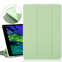 Ímã flip capa para ipad pro 2020 7th 8th geração caso ar 4 11 pro caso tablet dobrável caso auto sono/wake