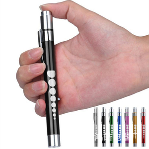 USB Aufladbare Dual Licht Farbe Pflege Taschenlampe Taschenlampe für Medizinische Studenten Ärzte Tragbare Mini Medizinische Handliche Stift Licht