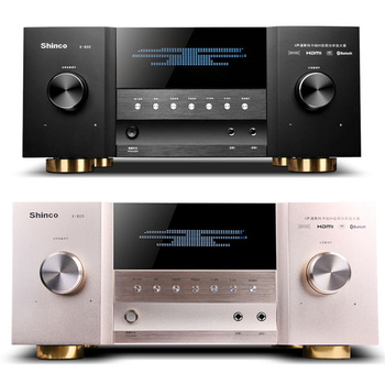 X-800 Home Theater HDMI 4K Amplifier HIFI Bluetooth 5.1 800W 3D Fiber Coaxial USB Lossless Stage KTV Karaoke Dolby DTS Decoding