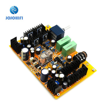 HV-4 PCB Board / DIY KITS / Finished Board (Lehman Core Circuit Second Generation Product) Headphone AMP Amplifier Board pcb board diy kits finished board for 6n3 tube buffer preamplifier pre ac12v amplifier board