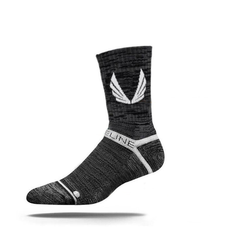Muscle Kid Brother Socks Pure Cotton Men Deodorizing Athletic Socks Autumn And Winter Hot Selling With Logo Tube Socks Fashion H
