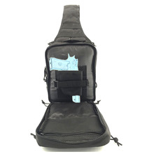 Holster Crossbody-Bag Glock-Gun Pistol Handgun Hunting-Sling Police Airsoft Molle Military