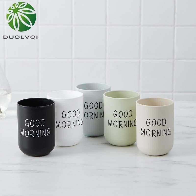 Чашки для воды в скандинавском стиле Экологичные лаконичные прочные чашки многоразовые кофейные кружки чашки для молочного чая и напитков ...