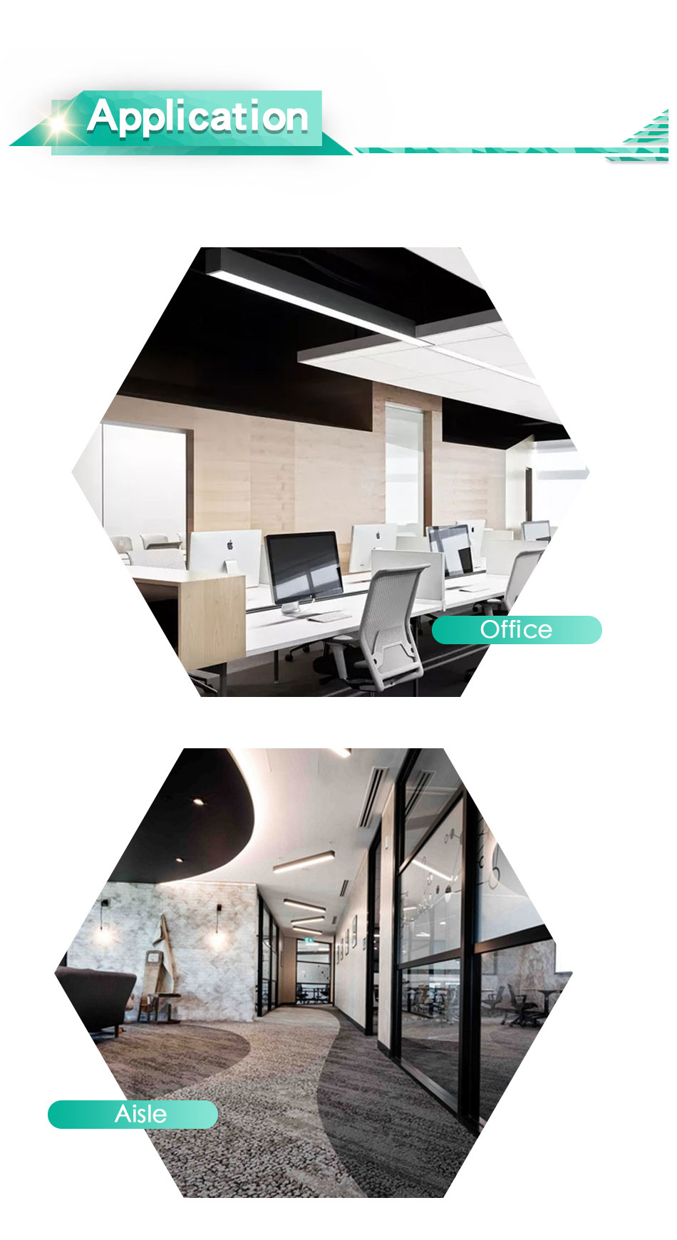 Hd17157f9402b414baa376a4757e00f92L Modern LED Ceiling Light Lamp Lighting Fixture Rectangle Office Remote Bedroom Surface Mount Living Room Panel Control 110V 220V