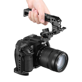 цена на UURig R042 Universal NATO Rig Top Handle DSLR Camera Cage Grip Rig Quick Release Grip for Camera Cage