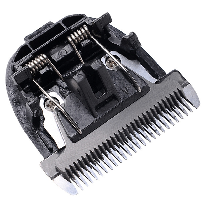 High Quality Black Ceramic Titanium Knife Pet Dog Hair Trimmer Blade Clipper Head For BaoRun P2 P3 P6 P9 S1 LILI ZP-295 ZP-293 4