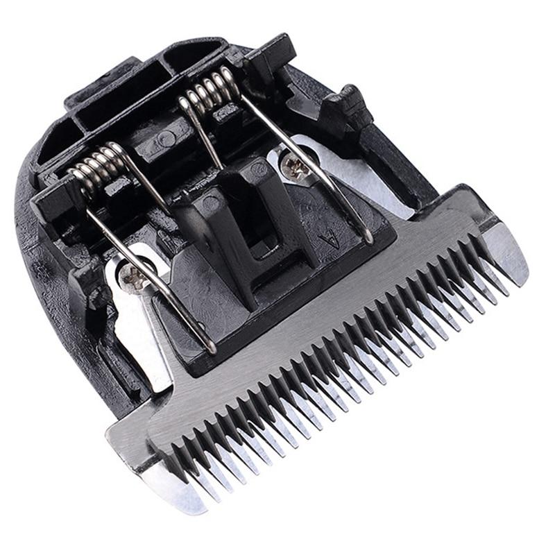 High Quality Black Ceramic Titanium Knife Pet Dog Hair Trimmer Blade Clipper Head For BaoRun P2 P3 P6 P9 S1 LILI ZP-295 ZP-293 4