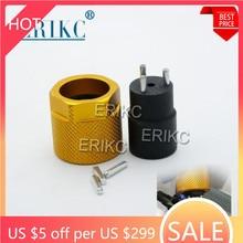ERIKC inyector Original de tres llaves de mordaza, herramientas de Common Rail, válvula de extracción de combustible diésel para serie Denso, inyección E1024049