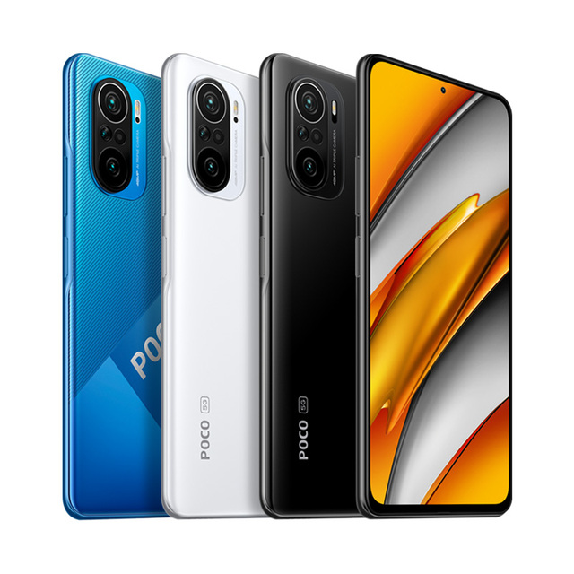 "[World Premiere In Stock] Global Version POCO F3 5G Smartphone Snapdragon 870 Octa Core 128GB/256GB 6.67""120Hz E4 AMOLED Display 3"
