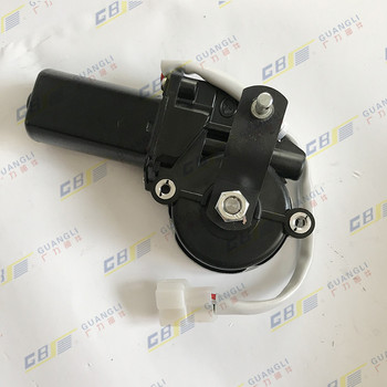 Free shipping excavator accessories Kubota KX155/161 throttle motor throttle motor refueling motor digger aparts